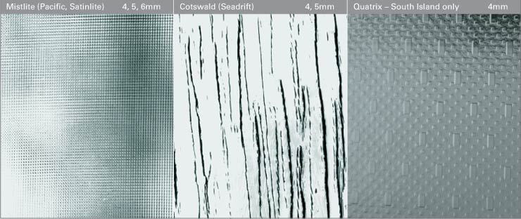 3 1 Patterned And Obscures Cont D Glass Metro Glasstech