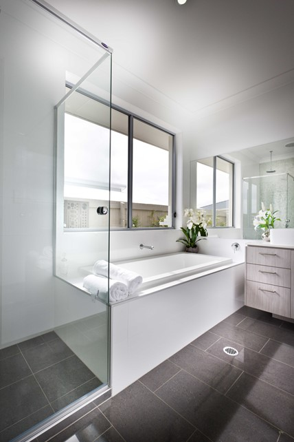 Bathrooms Metro Performance Glass