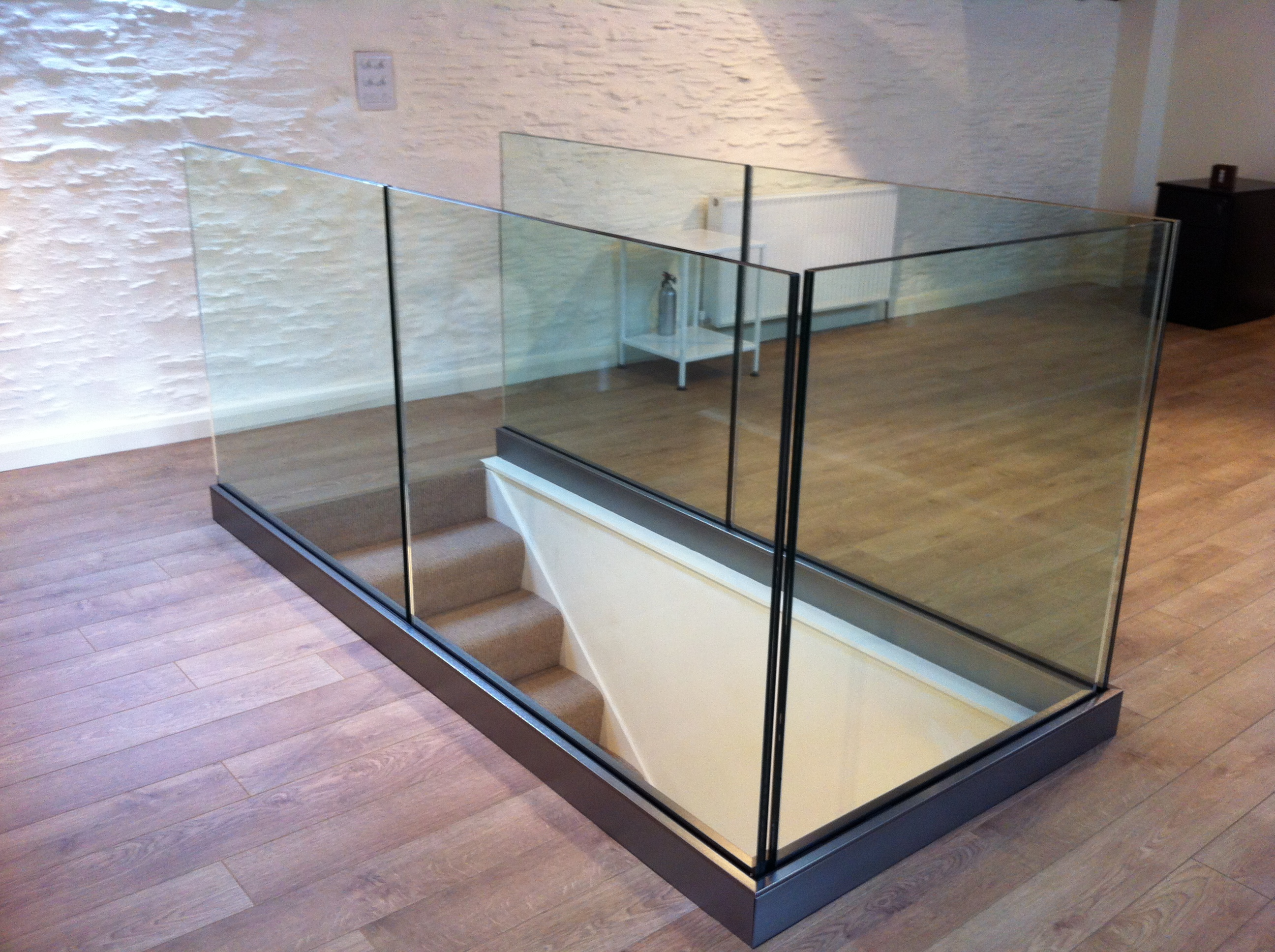 Balustrades Metro Performance Glass
