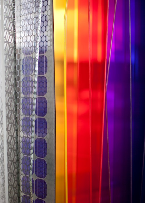 Decorative Laminated Glass 1