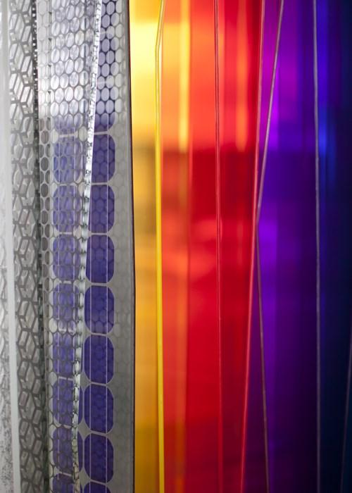 Decorative Laminated Glass Metro Performance Glass