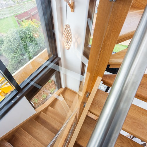 Metro Performance Glass glass stairwell & interlinking handrail and glass spandrel.jpg