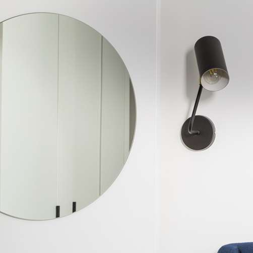 Metro Performance Glass 500mm diameter round bedroom mirror.jpg