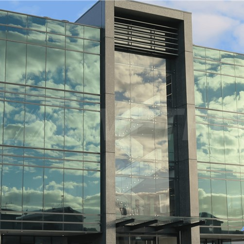 Commercial Glass Facade - Low E Green Tint TGN6.png