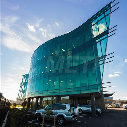 Commercial Glass Facade 14 - Low E Green Tint TGN6.png