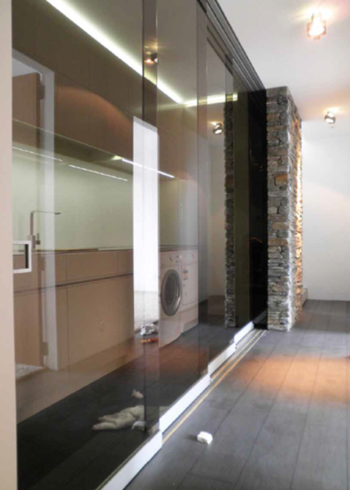 Commercial Doors Metro MRS90 – Sliding Door System